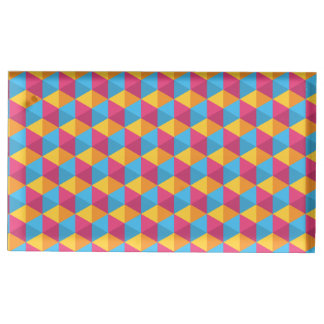 The Cube Pattern I Table Card Holder