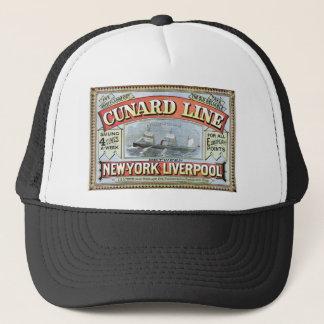 The Cunard Line Trucker Hat