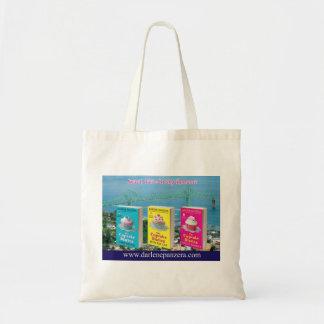 The Cupcake Diaries Canvas Bag