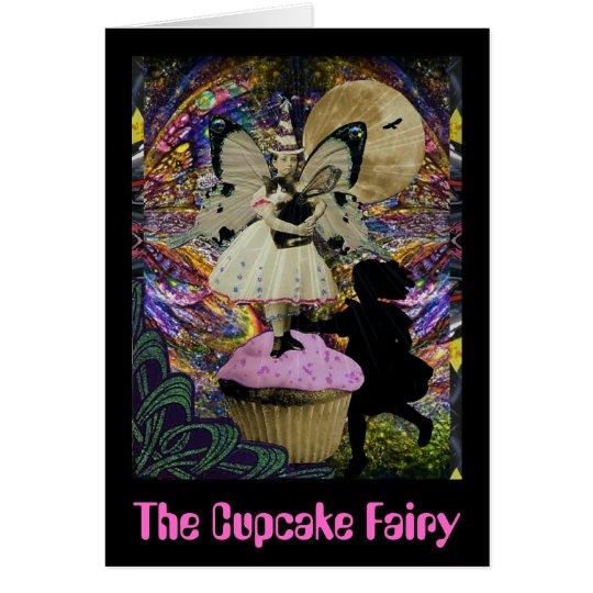 The Cupcake Fairy Card