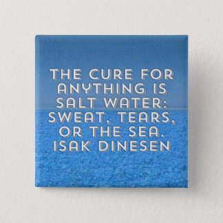 The Cure 15 Cm Square Badge
