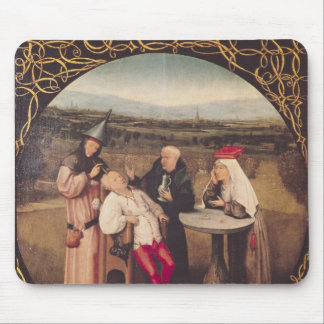 The Cure of Folly Mouse Pad