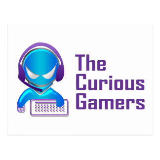 The Curious Gamers Postcards