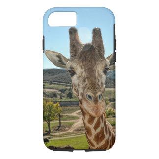 The Curious Giraffe iPhone 7 Case