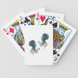 THE CURRENT DANCERS POKER DECK