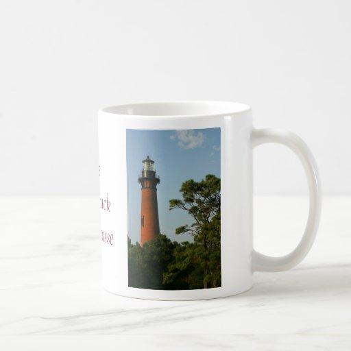 The Currituck Lighthouse Mug