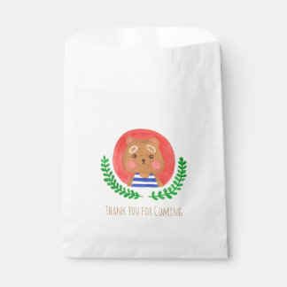 The Cute Bear Favour Bags