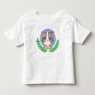The Cute Cat Toddler T-Shirt