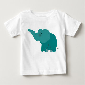 The Cute Elephant Blessing Baby T-Shirt