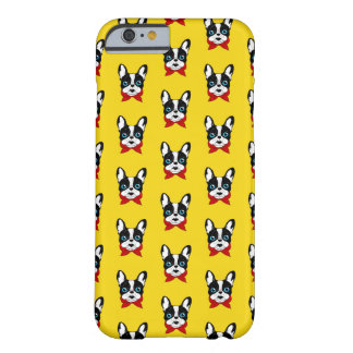 The cute Frenchie scout is ready for his adventure Barely There iPhone 6 Case