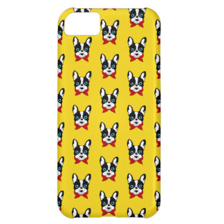 The cute Frenchie scout is ready for his adventure iPhone 5C Case
