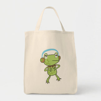 The Cute Musical Frog Bag