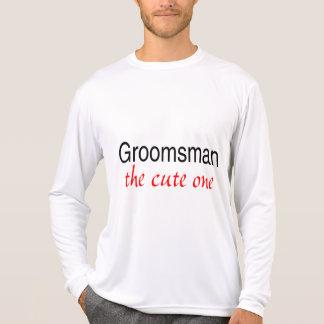 The Cute One (Groomsman) T Shirt