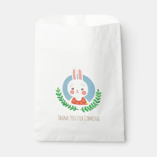 The Cute Rabbit Favour Bags