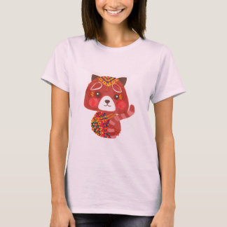 The Cute Red Panda T-Shirt