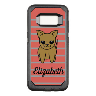 The Cutest Chihuahua OtterBox Commuter Samsung Galaxy S8 Case
