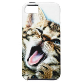 The cutest kitten ever!!! iPhone 5 covers