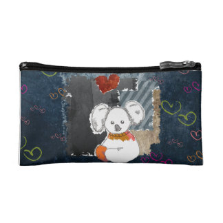 The Cutie Koala Makeup Bag