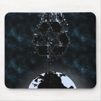 The Cycle Mouse Pad