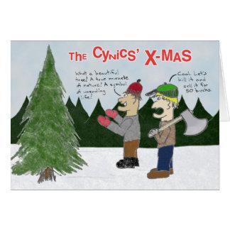 The Cynics' X-mas Card