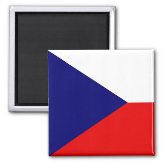 The Czech Republic Flag Magnet