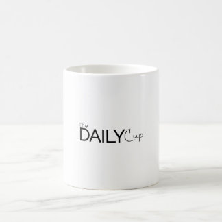 The Daily Cup Mug