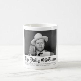 The Daily OldTimer Coffee Mug