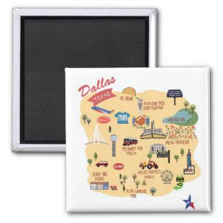 The Dallas Texas Magnet