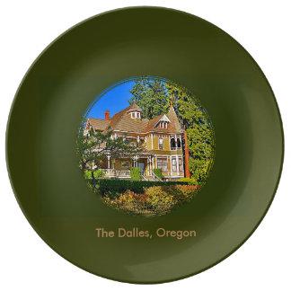 The Dalles, Oregon Plate