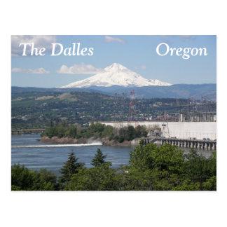The Dalles, Oregon Travel Postcard