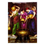 The Danaïdes (1904)  ~ Fine Art Canvas Posters