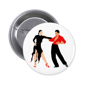 The Dance 6 Cm Round Badge