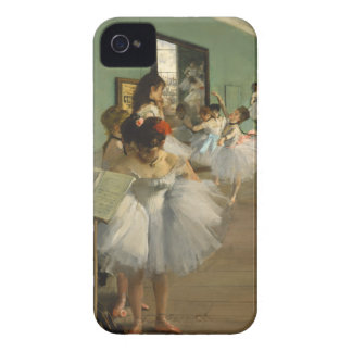 The Dance Class. Edgar Degas iPhone 4 Cases