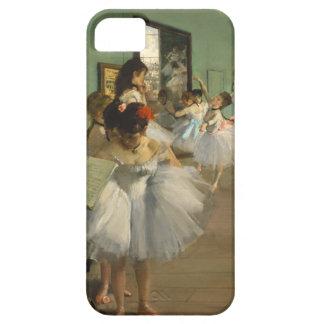 The Dance Class. Edgar Degas iPhone 5 Cases
