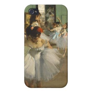 The Dance Class. Edgar Degas iPhone 4/4S Cases