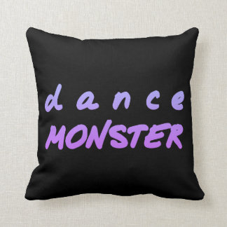 The Dance Monster Cushion