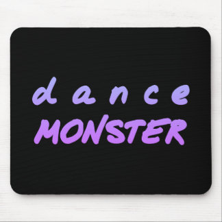 The Dance Monster Mouse Pad