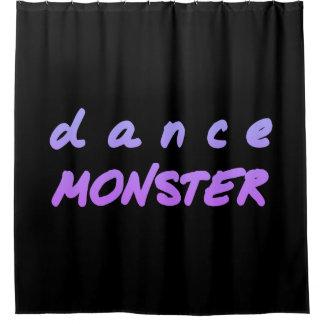 The Dance Monster Shower Curtain