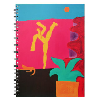 The Dance of Hope 1996 Note Book