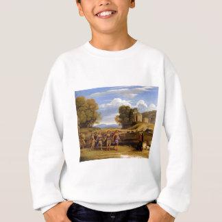 The Dance Of The Seasons by Claude Lorrain Sweatshirt