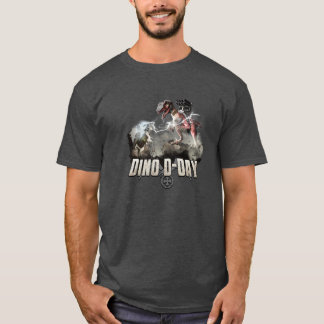 The Dance of Vengeance Goat and The Red Baron T-Shirt
