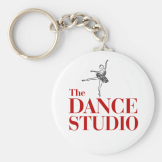 The Dance Studio, Ballet Keychain