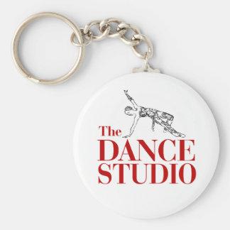 The Dance Studio, Jazz Keychain