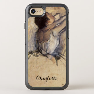 The Dancer by Edgar Degas, Vintage Ballerina Art OtterBox Symmetry iPhone 7 Case