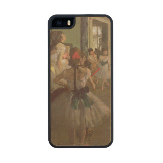 The Dancing Class, c.1873-76 2 Carved® Maple iPhone 5 Case