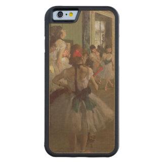 The Dancing Class, c.1873-76 2 Maple iPhone 6 Bumper Case