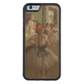 The Dancing Class, c.1873-76 2 Carved® Maple iPhone 6 Bumper Case