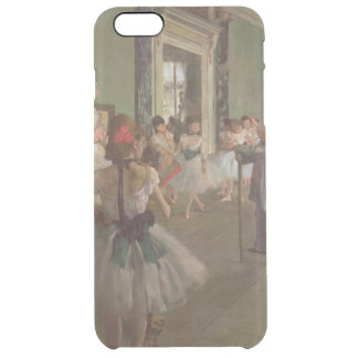 The Dancing Class, c.1873-76 Clear iPhone 6 Plus Case