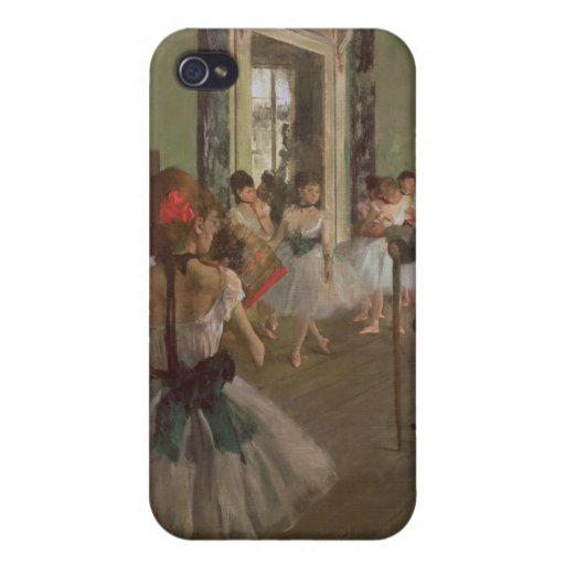 The Dancing Class, c.1873-76 iPhone 4/4S Covers