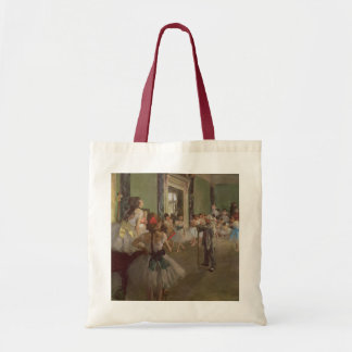 The Dancing Class, c.1873-76 Canvas Bag